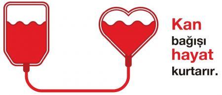 Kan Bağışı Hayat(ımızı) Kurtarır
