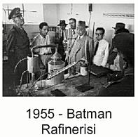 Batman Rafinerisi - 1955