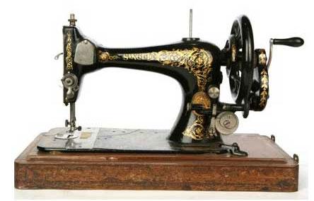 Dikiş Makinesi Bir Bileşik Makinedir