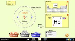 Atom Üretme