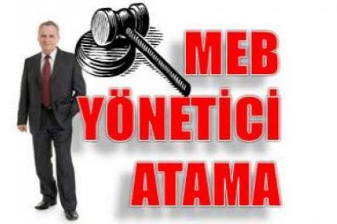 Meb Yönetici Atama Değerlendirme Soruları