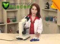 Mikroskobun Yapısının İncelenmesi - Deney Videosu