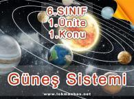 F.6.1.1. Güneş Sistemi