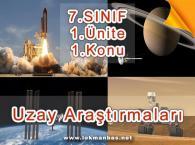 Uzay Araştırmaları