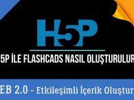 H5P ile FlashCads (Bilgi Kartı) Oluşturma (Web 2.0 Araçlarıyla Etkileşimli İçerik Oluşturma)