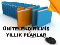 2013-2014 6. Sınıf Türkçe Evren Yayınları Yıllık Planı