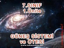 Güneş Sistemi ve Ötesi