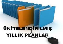 2013-2014 5. Sınıf Türkçe Yıllık Planı
