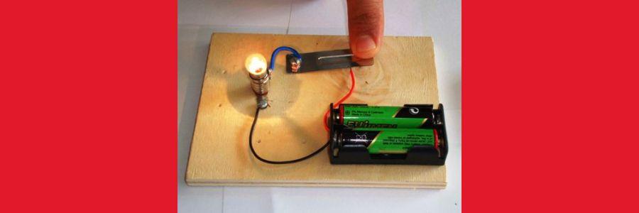 Basit Bir Elektrik Devresi Hazırlama Proje Ödevi